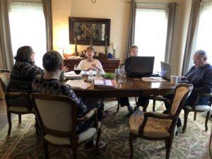 SFWC Board Planning Meeting