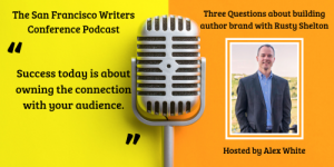 Rusty Shelton building your author brand