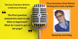 Three Questions Linda Joy Meyers