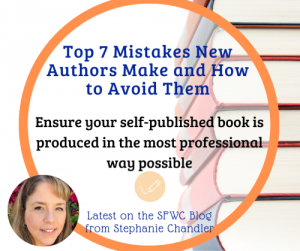 7 Mistakes to Avoid When Self-Publishing by Stephanie Chandler
