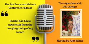 Gail Carriger Best Selling Author Podcast Interview