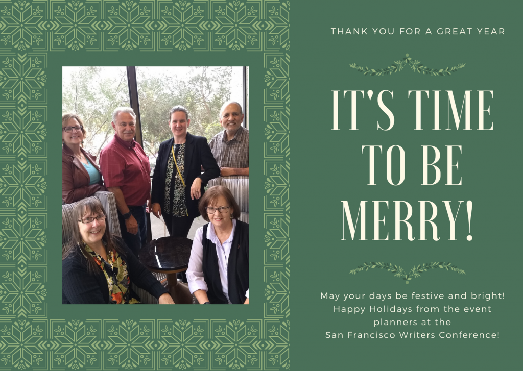 SFWC Board Merry Christmas Card