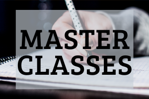 Master Classes Open to Public SFWC