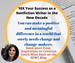 10X Your Success as a Nonfiction Writer in the New Decade
