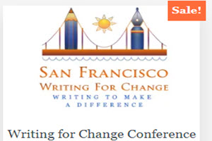 Writing for Change Conference 2019 Audio FREE