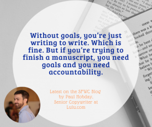 4 Accountability Tips To Meet Your Writing Goals