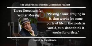 Walter Mosley on publishing
