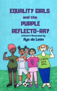 Equality Girls & The Purple Reflecto-Ray cover