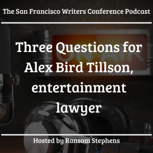 Alex Bird Tillson is an entertainment lawyer and author on fan fiction copyright