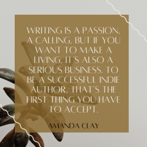 The Business of Self-publishing with Amanda Clay