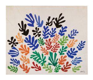 La Gerbe (The Sheaf), 1953 Matisse