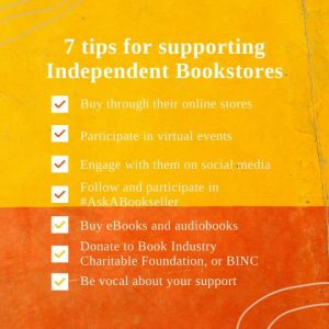It Takes a Village to Publish a Book: The Importance of Independent Bookstores