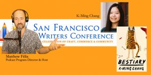 K-Ming Chang, Author