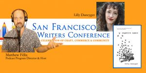 Lilly Dancyger is the author of Negative Space